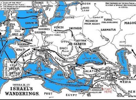 El Mito de las Tribus perdidas de Israel