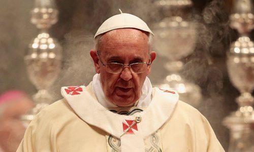 """Papa: """"América Latina es el modelo para un nuevo orden mundial que una tradición católica y democracia social"""""""