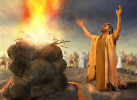¿A QUIÉN PROMETE DIOS QUE NO ESCASEARÁN LOS ALIMENTOS? Recompensa de recibir a los Elías modernos: La harina NO escaseará I