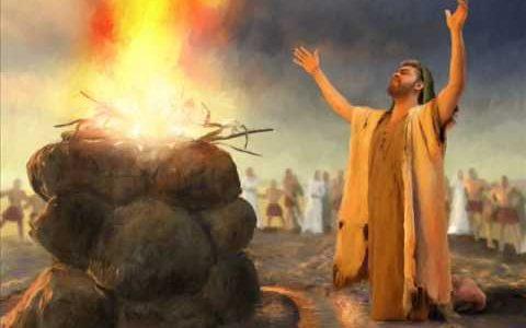 ¿A QUIÉN PROMETE DIOS QUE NO ESCASEARÁN LOS ALIMENTOS? Recompensa de recibir a los Elías modernos: La harina NO escaseará II