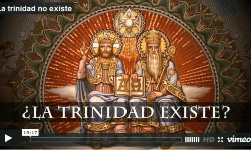 95 Tesis para dialogar sobre la Verdadera Deidad