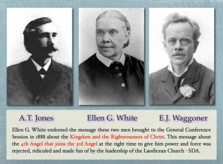 SERIE 1888 (Tema 2): De Filadelfia a Laodicea y llamados de regreso a Filadelfia