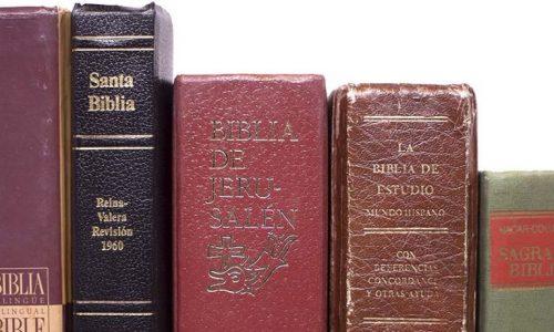 ¿Cuál Biblia es infalible? ¿En hebreo o en griego o en castellano?