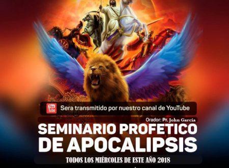 Ap101 SEMINARIO Revelaciones Del Apocalipsis – Introducción