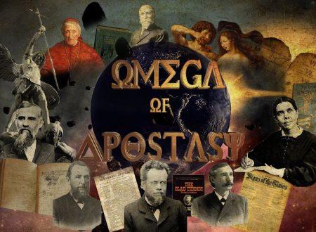 Cómo limpiarse del Pecado Corporativo de la Apostasía Omega