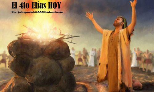 El 4to Elías trasladado al cielo  (SERMÓN 11 Agosto 18 – Mora la Nova)